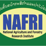 Logo of Laos National Agriculture and Forestry Research Institute (NAFRI)