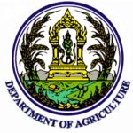 Logo of Thailand Department of Agriculture