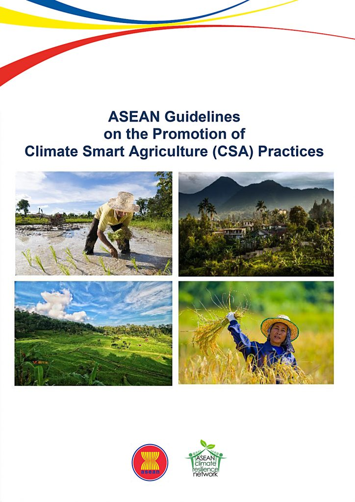 Climate Smart Agriculture (CSA) Practices