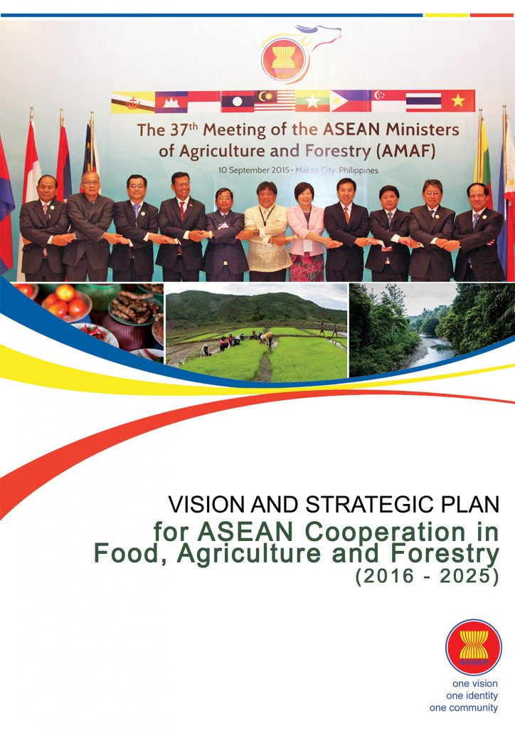 ASEAN Cooperation in Food Agriculture and Forestry