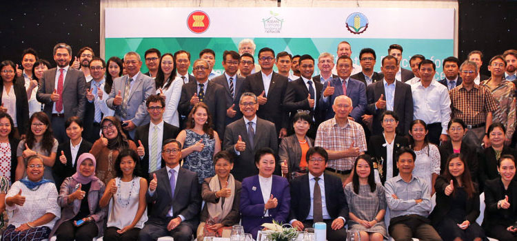 ASEAN countries gather to discuss the role of agriculture insurance to increase their resilience to climate change