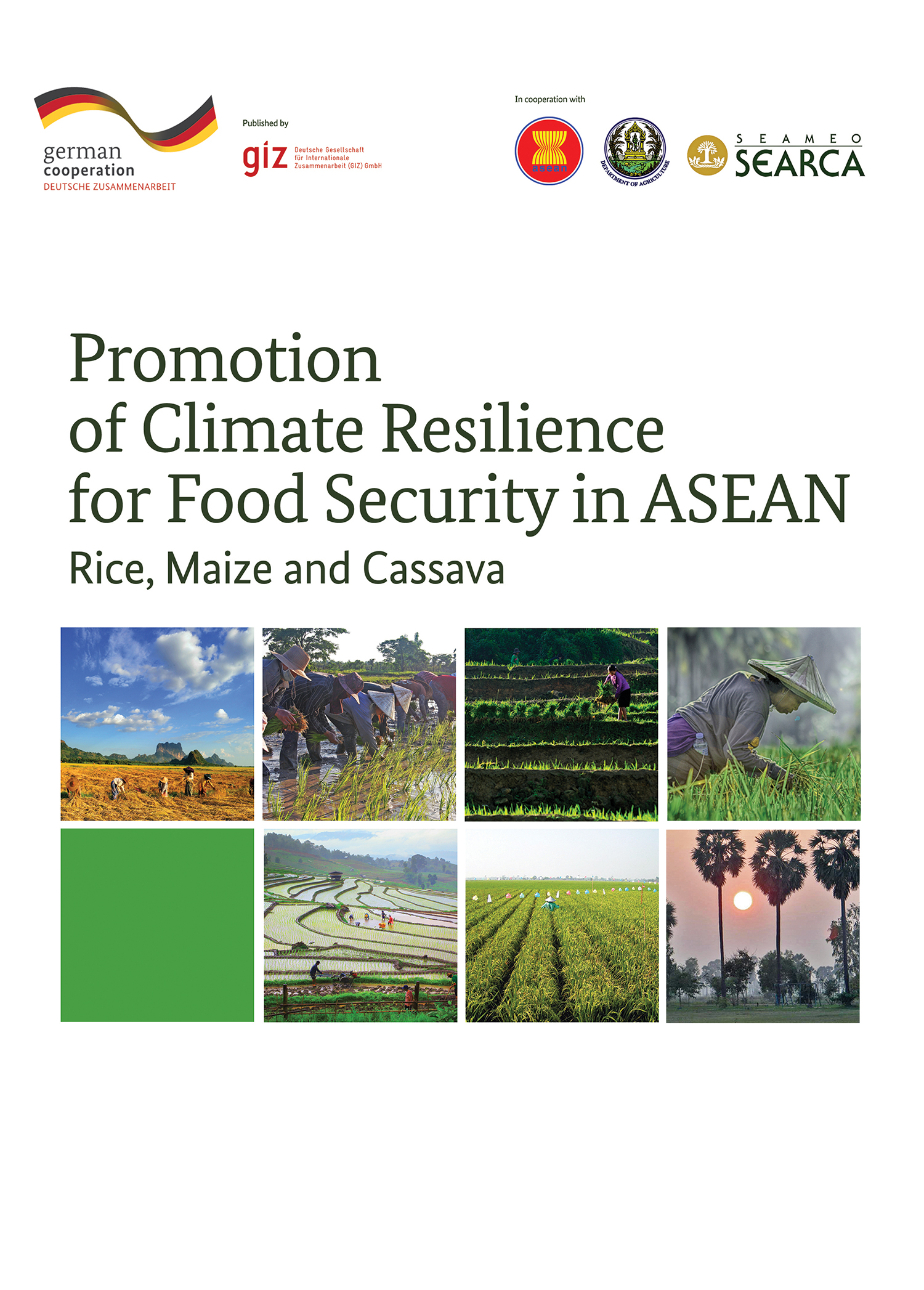 Climate resilience for food security in ASEAN