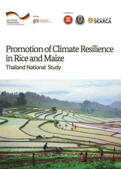 Thailand National Study: Promotion of Climate Resilience in Rice and Maize