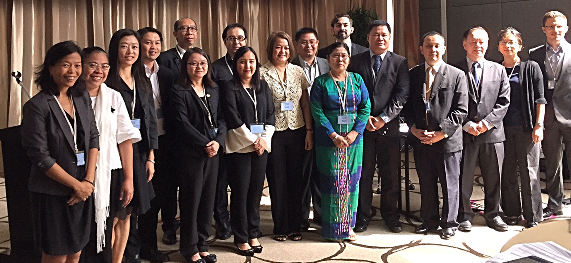 ASEAN Ministries of Agriculture and Environment to discuss shared vision to address climate change impacts and drivers in agriculture.