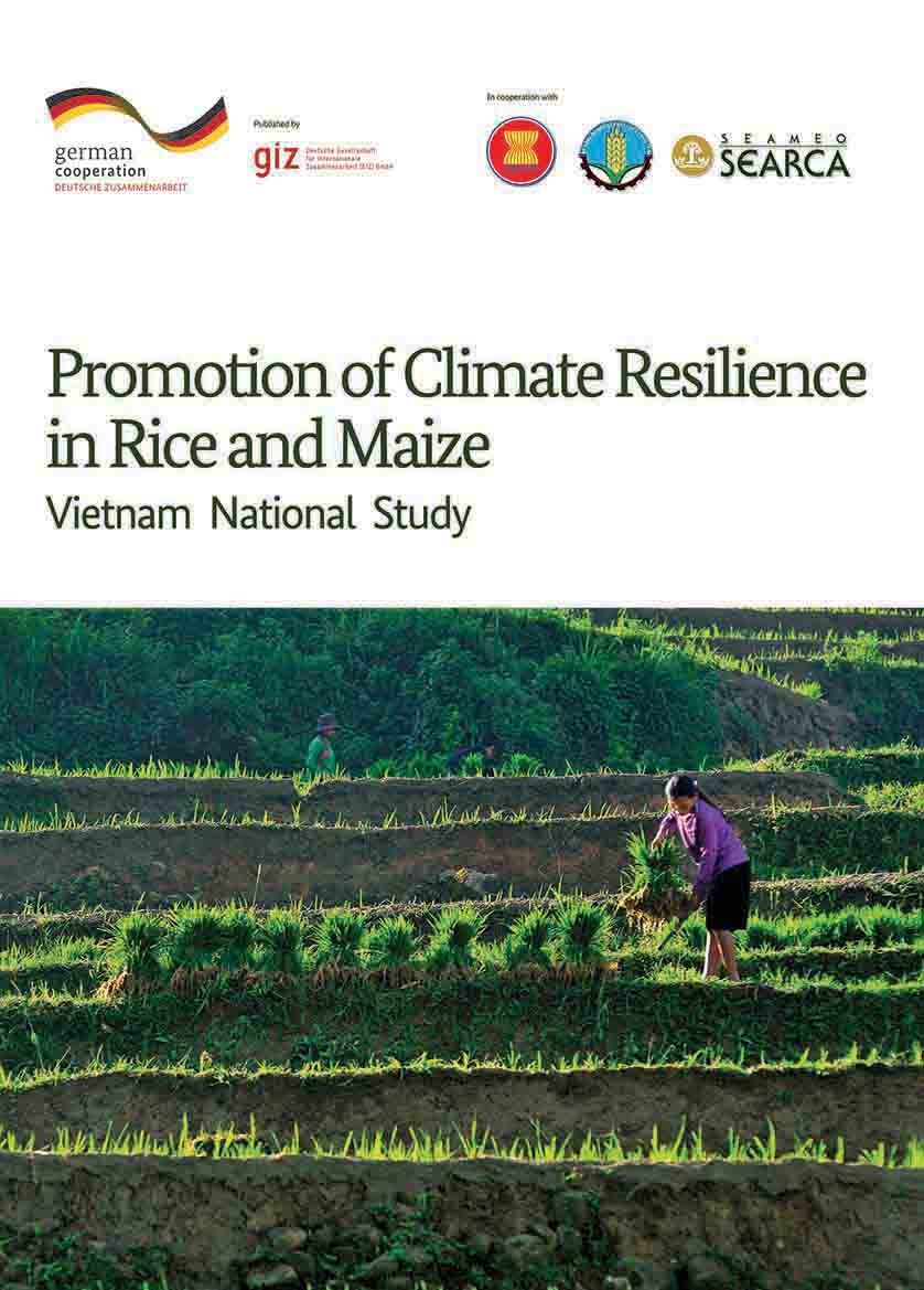 Vietnam National Study: Promotion of Climate Resilience in Rice and Maize