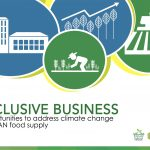 Inclusive Business Opportunities to address climate change