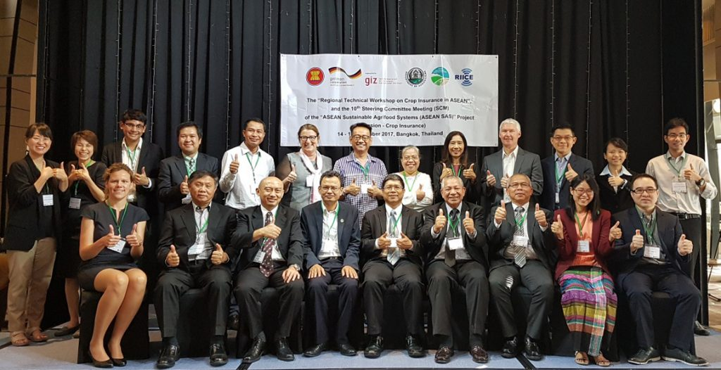 Members of ASEAN-CRN