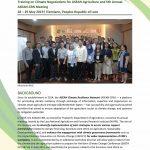 ASEAN training climate negotiation