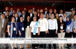 the 5th annual meeting of the ASEAN-CRN